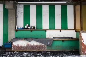 160102 Hammarbys avbytarbŠnk infšr bandymatchen i Elitserien mellan Hammarby och Villa Lidkšping den 2 januari 2016 i Stockholm. Foto: Andreas L Eriksson / BildbyrŒn / Cop 106