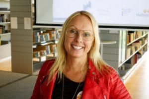 Karin Weman Josefsson, filosofie doktor i psykologi vid Högskolan i Halmstad.